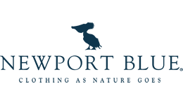 Newport Blue Clothing as Nature Goes
